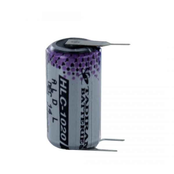 Tadiran Lithium 1020L (3.9V) Tagged HLC (Polarised Pins)