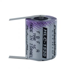 Tadiran Lithium 1520A (3.6V) Tagged HLC
