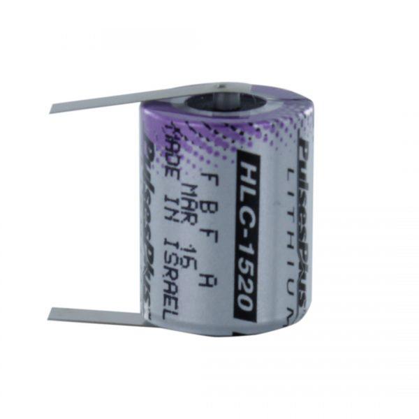 Tadiran Lithium 1520A (3.6V) Tagged HLC