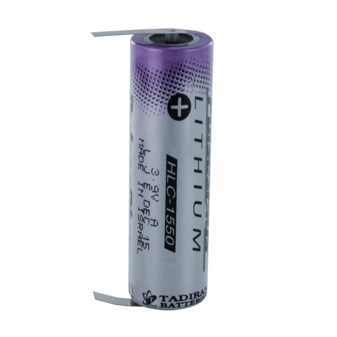 Tadiran Lithium 1550A (3.9V) Tagged HLC