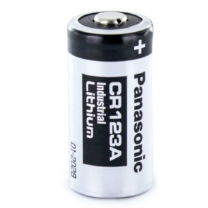 Panasonic Industrial CR123A Lithium Battery