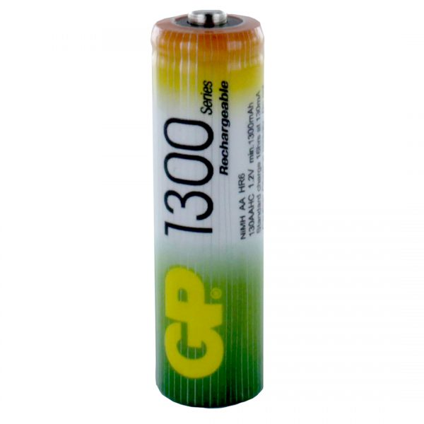 GP Batteries AA (GP130AAHCB) Rechargeable Battery