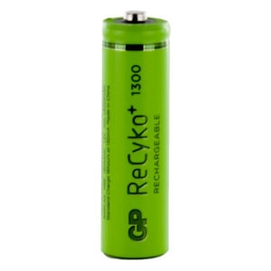GP Batteries ReCyko+ 1300mAh AA Rechargeable Batteries