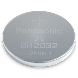 Panasonic BR Coin Range