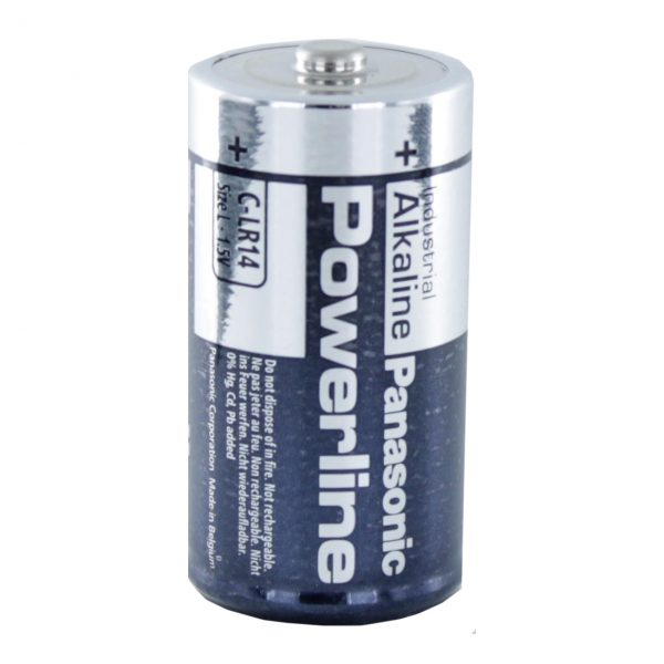 Panasonic Powerline C Battery