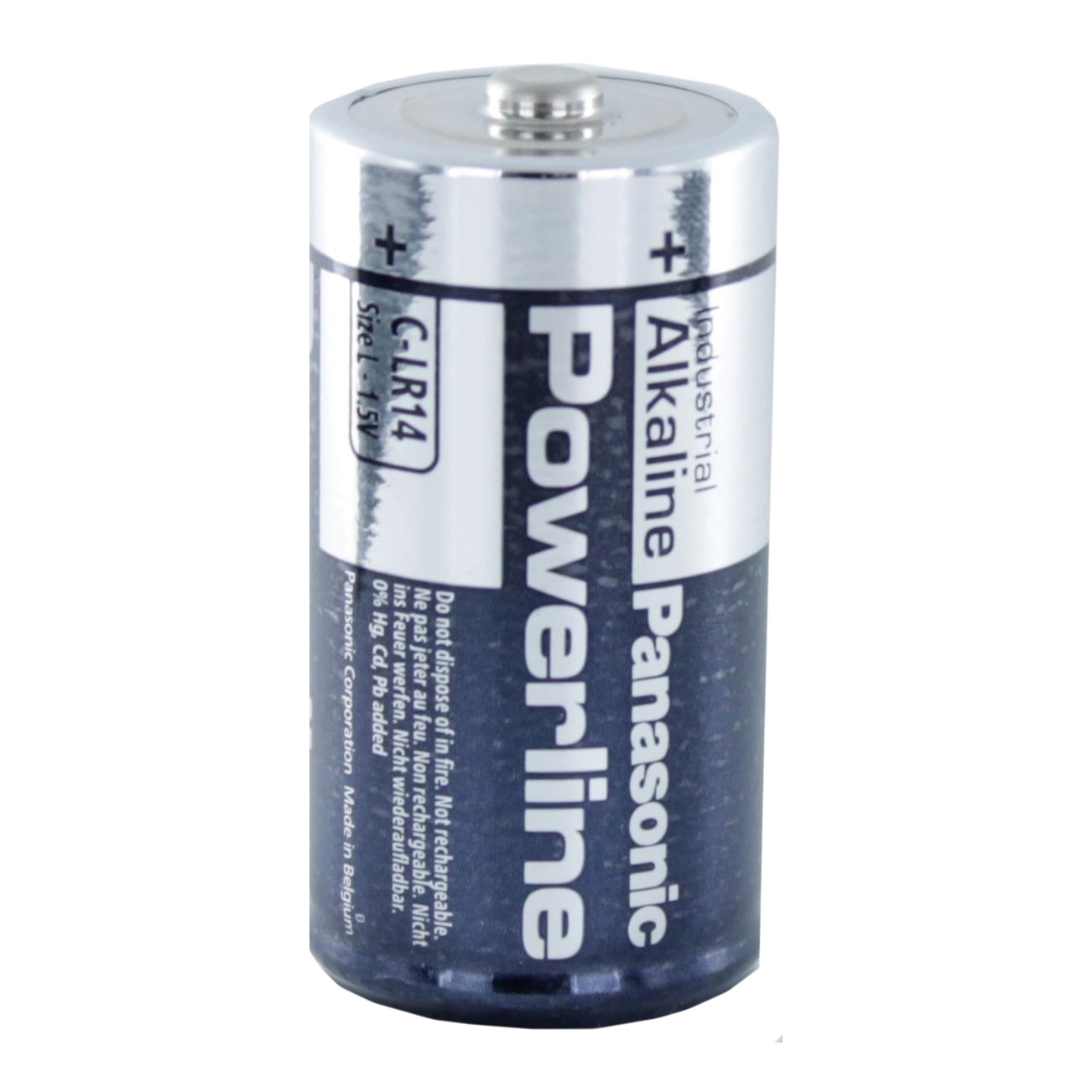 Panasonic Powerline C Battery Cell Pack Solutions