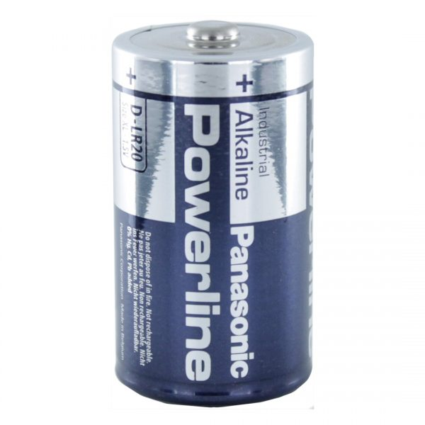 Panasonic Powerline D Battery