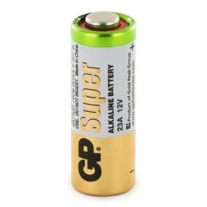 GP Batteries High Voltage 23A Batteries