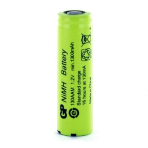 GP Batteries GP130AAH AA Rechargeable Battery