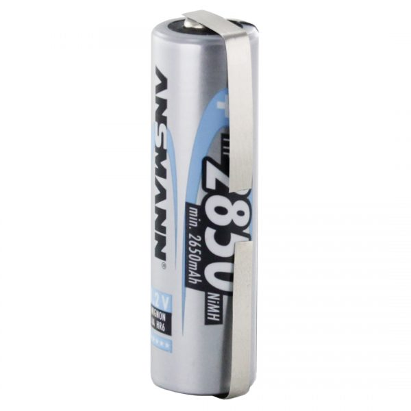 Ansmann Digital AA 2850mAh Rechargeable Tagged Battery