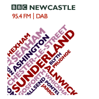 BBC Radio Newcastle Logo Featured