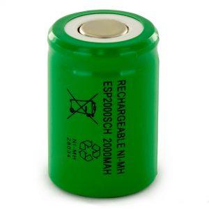 ESP ESP2000sch 45 Sub C Rechargeable Battery