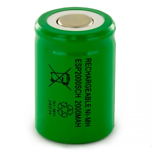 ESP ESP2000sch 45 Sub C Rechargeable Battery