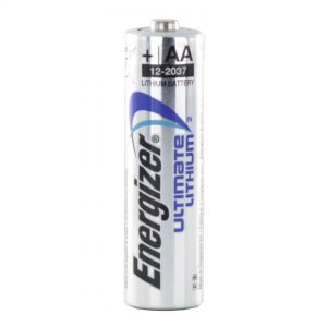 Energizer Photo Lithium AA Battery