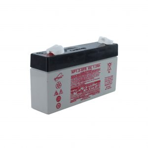 EnerSys NP1.2-6FR Rechargeable Sealed Lead Acid (SLA) Battery
