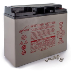 EnerSys NP18-12R Rechargeable Sealed Lead Acid (SLA) Battery