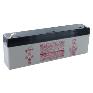 EnerSys NP2.3-12 Rechargeable Sealed Lead Acid (SLA) Battery