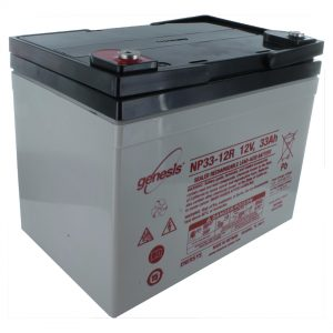 EnerSys NP33-12 Rechargeable Sealed Lead Acid (SLA) Battery