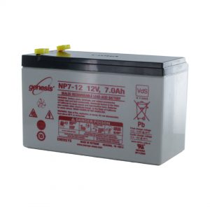 EnerSys NP7-12 Rechargeable Sealed Lead Acid (SLA) Battery