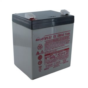 EnerSys NPX-25 High Rate Rechargeable Sealed Lead Acid (SLA) Battery