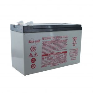 EnerSys NPX-35FR High Rate Rechargeable Sealed Lead Acid (SLA) Battery