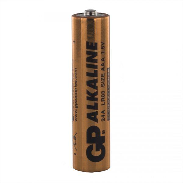 GP Batteries Industrial Alkaline 1000 x AAA Batteries