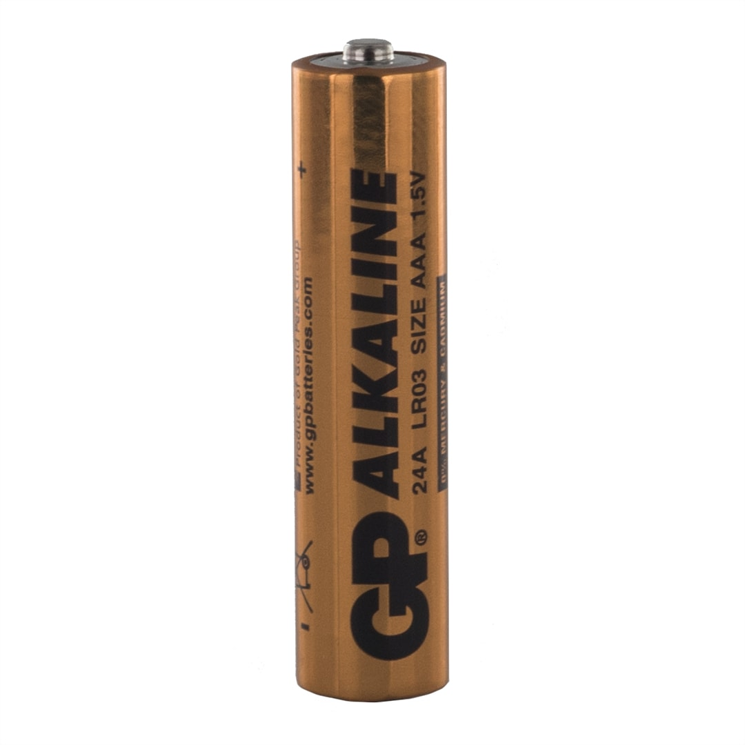 78af91b3bf2fa GP Batteries Industrial Alkaline 1000 x AAA Batteries - Cell Pack Solutions
