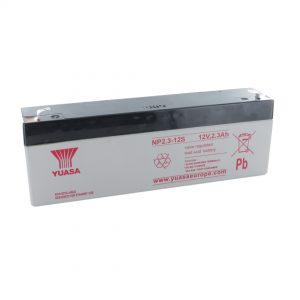 Yuasa NP2.3-12 Rechargeable Sealed Lead Acid (SLA) Battery