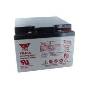 Yuasa NP24-12I Rechargeable Sealed Lead Acid (SLA) Battery
