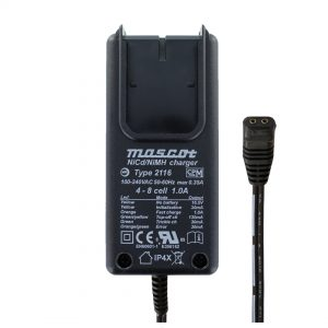 Mascot 2116 4-8 Cell NiMH / NiCd Battery Charger