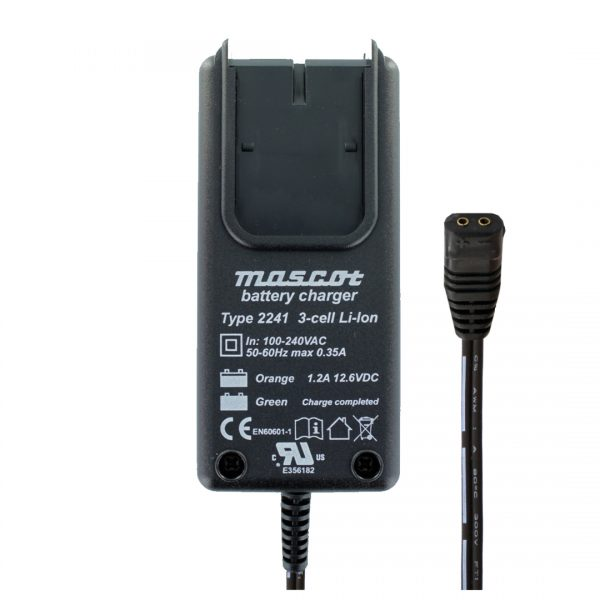 Mascot 2241 LI 11.1V Li-Ion Battery Charger