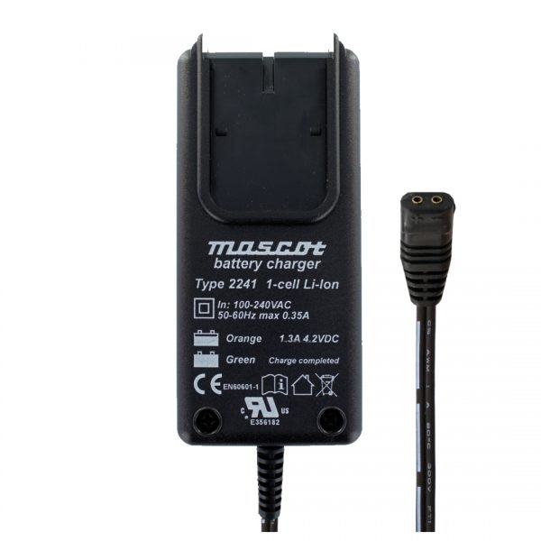 Mascot 2241 LI 3.7V Li-Ion Battery Charger