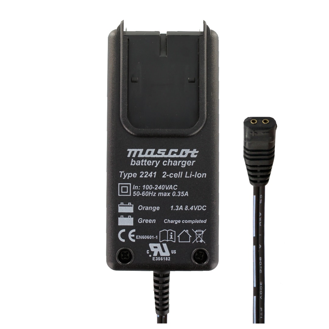 Mascot 2241 LI 7.4V Li-Ion Battery Charger