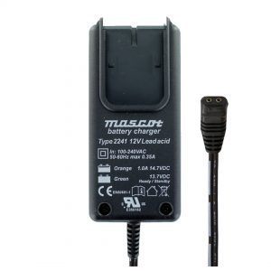 Mascot 2241 SLA 12V 1A Lead Acid Charger