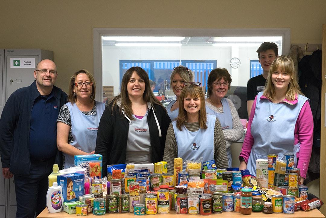 Gail Food Donation