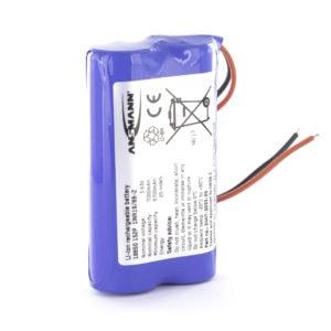 Ansmann Standard Li-ion 1S2P 3.7V / 6900mAh Battery Pack