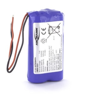 Ansmann Standard Li-ion 2s1p 7.4v 3450mah Battery Pack
