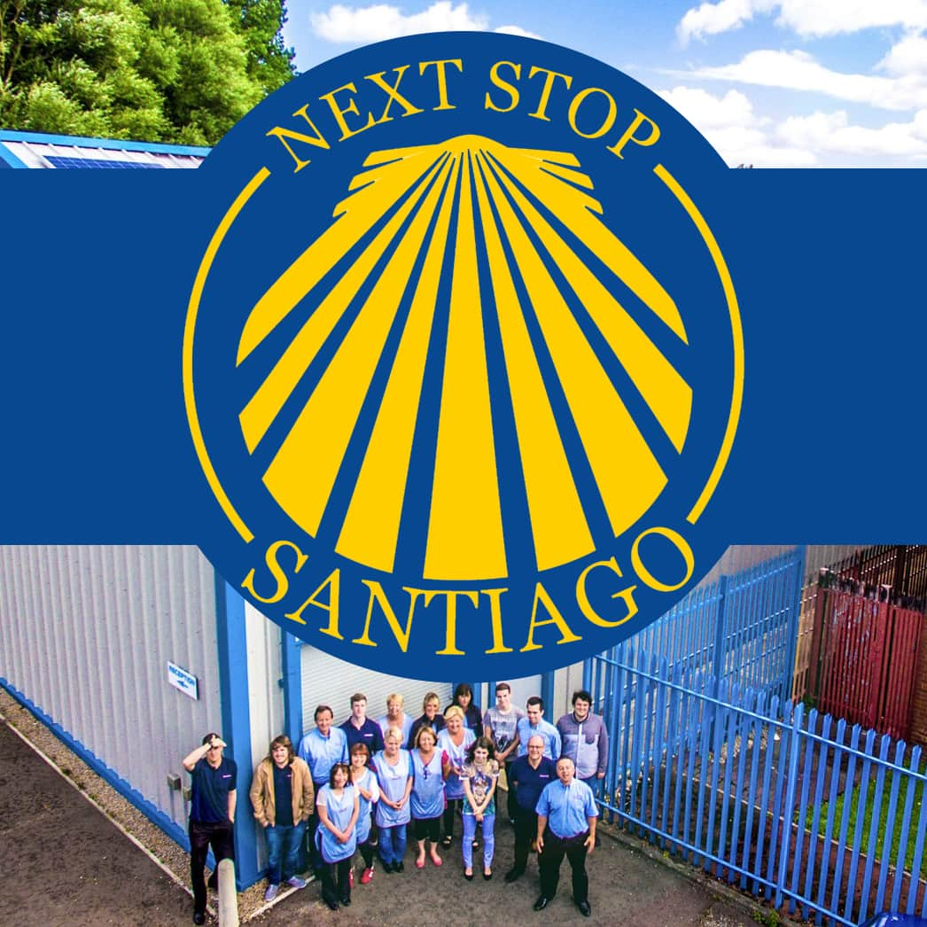 Next Stop Santiago Team Photo