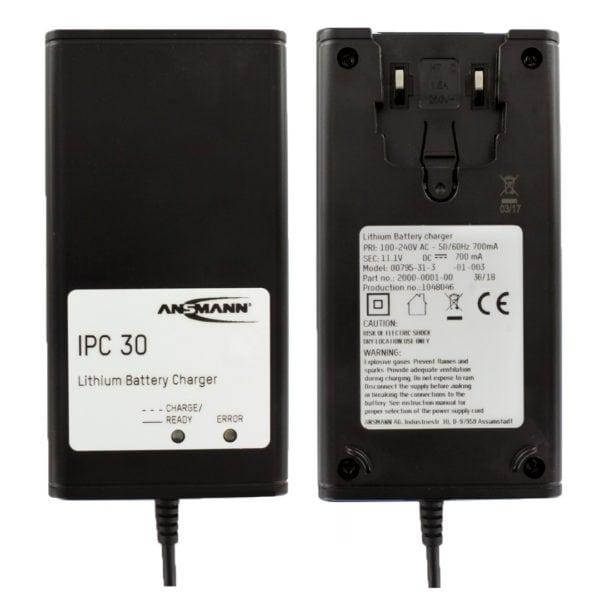 Ansmann 11.1v 700mA Li-Ion Plug in Charger 01850025 alternative
