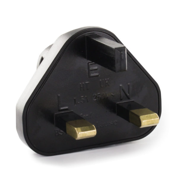 Ansmann UK Plug Adaptor