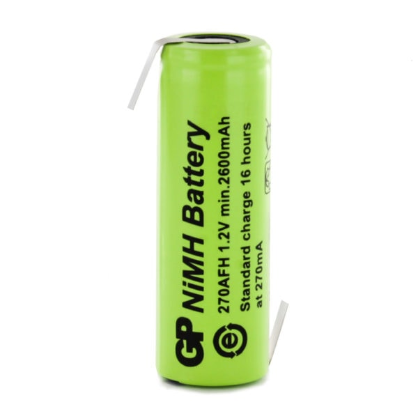 gp batteries gp270afhhb af rechargeable opposite tagged battery
