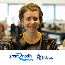 great north run hannah