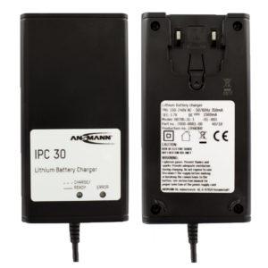 Ansmann 3.7V 1.5A Lithium-Ion Battery Charger alternative