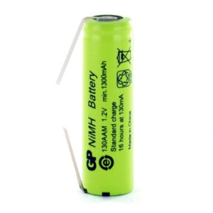 GP Batteries GP130AAH/T AA Rechargeable Tagged Battery
