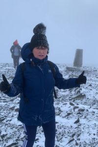 Gail Skiddaw Summit