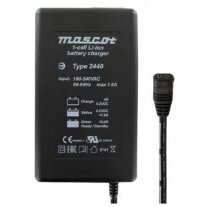Mascot 2440 Li 3.7V 4A Li-Ion Battery Charger