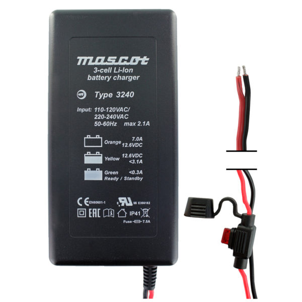 Mascot 3240 LI 11.1V 7A Li-Ion Battery Charger