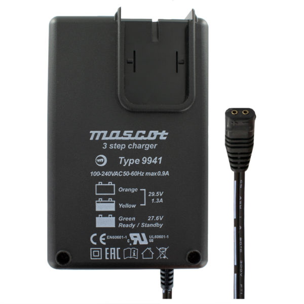 Mascot 9941 24V 1.3A Lead Acid Charger