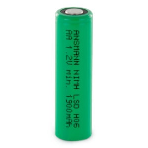 Ansmann maxE AA 2100mAh Rechargeable Battery