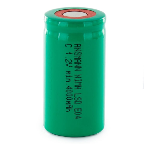 Ansmann maxE C 4000mAh Rechargeable Battery